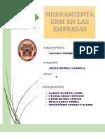 Gestion Empresarial Erm