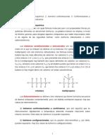 isomeria conformacional