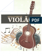 41.Novo Curso Violão - Editora Scala