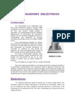CONDENSADORES Y DIELECTRICOS.doc