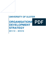 Organisational Development Strategy - 2011-12-2015-16