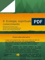 ecología espiritualidad conocimiento- Toledo