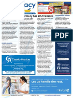Pharmacy Daily for Tue 09 Jun 2015 - Pharmacy for 1stAvailable, Blooms top manager named, E-cig laws restrictive, Guild Update and much more