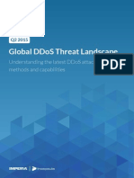 DDoS Report Q2 2015