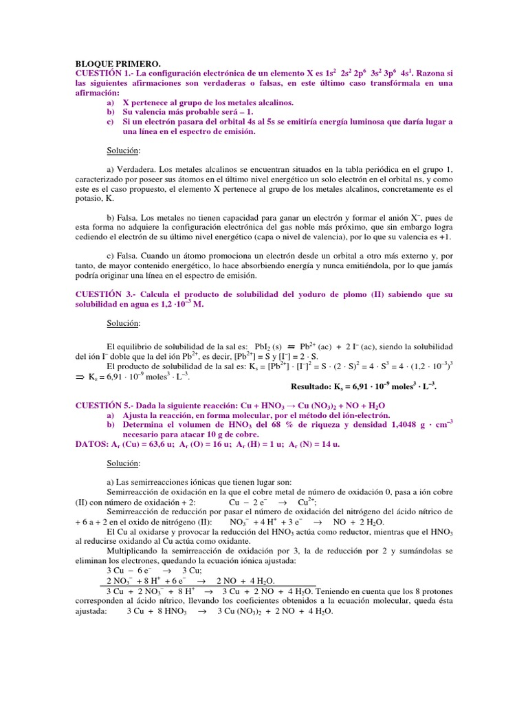 Equilibrio redox tabla periodica urtaz Images