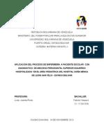 Caso Clinico  (Enfermedad Periodontal)