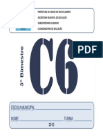 Caderno Pedagc3b3gico Cic3aancias 6c2ba Ano 3 Bim 2012 Aluno(1)