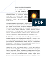 La Teoria Del Big Bang y El Origen Del Universo