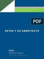 Guia Para La Contratacion de Servicios de Arquitectura