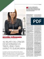 Begoña Peñamaría - Entrevista / José Carlos Pedrouzo