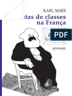 As Lutas de Classes Na Franca ( - Karl Marx