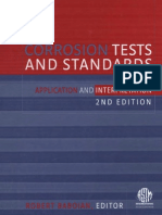 Corrosion Test and Standards, Application and Interpretation, ASTM