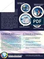 Programme Formation Web