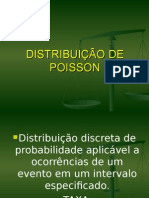 distribuição de poisson.ppt