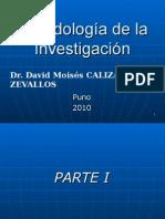 Diapositiva Metodologia de La Investigacion 1pun