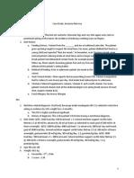 an case study - website