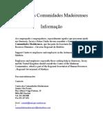 Centro Das Comunidades Madeirenses Informação