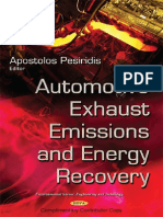 Pesiridis - Automotive Exh Emissions&Energy Recovery