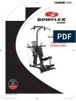 Bowflex Manual XceedTM Home Gym