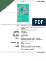 Market Structure and Foreign Trade- Elhanan Helpman, Paul Krugman