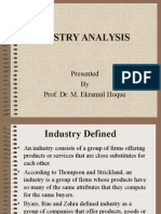 Nahid.ns l3 Industry Analysis