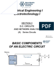 Unit 2 DC Circuits