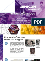 Smart Wellness Omron 091514DL