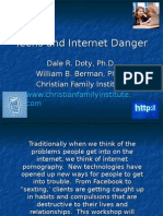 Teens and Internet Danger