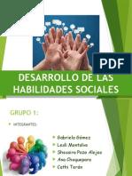 Grupo 1 - Desarrollo de Habilidades Sociales Final