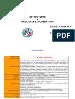 Estructuras Cooperativas Educacion Mesa Redonda