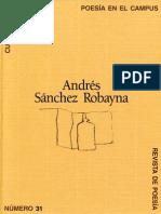 Antología de Sánchez Robaynna