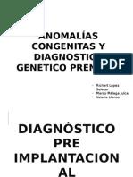 DIAGNOSTICO PREIMPLANTACIONAL