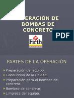 152086331 Operacion de Bombas de Concreto