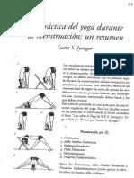 La Practica Del Yoga Durante La Menstruacion