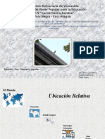 Presentacion, Expo. Proyecto Momento i y II