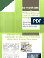 Verificar Procesos Constructivos de Obra Gris