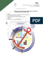 Estructura Del Informe Final de Residencia Profesional Para Los Planes de Estudio 2009