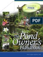 Pond Owners Manual FINAL