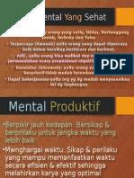 Ciri-Ciri Mental Yang Sehat