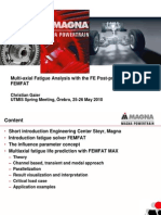 7 Christian Gaier Multi Axial Fatigue Analysis With the Fe Post Processor Femfat Utmis 2010