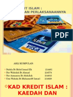 Kad Kredit Islam