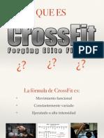Qué es CrossFit