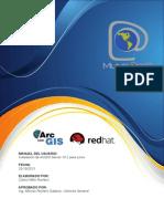 Manual Instalacion Arcgis Server Linux
