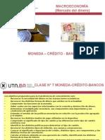 Moneda - Creditos - Bancos