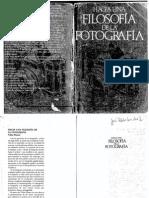 Flusser Vilem - Hacia Una Filosofia de La Fotografia