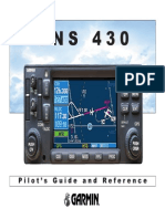 Garmin GNS430 Pilots Guide