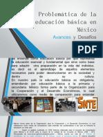 Problemática de la educación básica en México.pptx