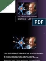 [60] Los Pensamientos Curan (Bruce Lipton) [Cr]