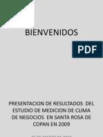Clima de Negocios 2009
