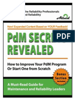 PdM Secrets Revealed 5th Edition Reader Feedback for EMAIL